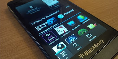 Harga Blackberry Z10