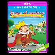 Jorge el Curioso: Un mono de la realeza (2019) WEB-DL 1080p Audio Latino-Ingles