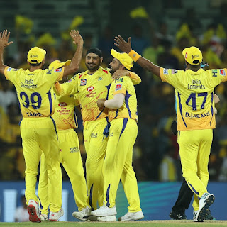 CSK vs RCB 1st Match IPL 2019 Highlights