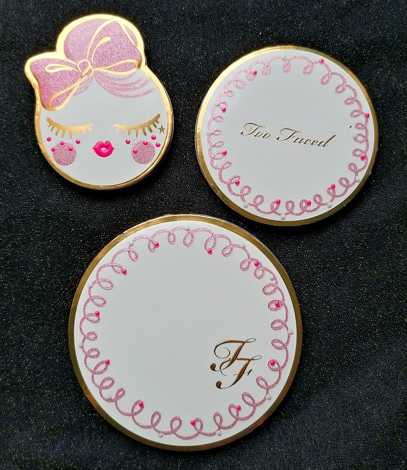 Let It Snow Girl TOO FACED (Noël 2019)