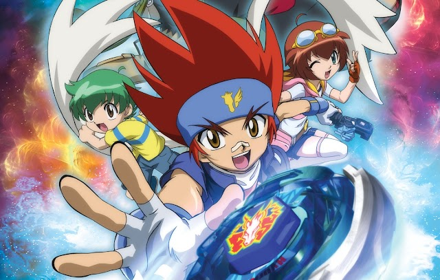 Metal Fight Beyblade Episode 1 - 51 Sub Indo
