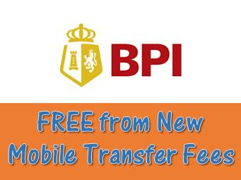 How to, BPI, FREE, Mobile Transfer Fee