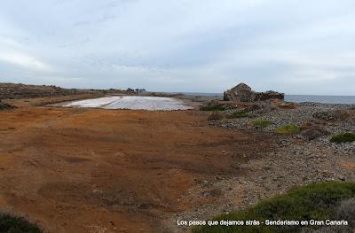 Las Salinas de Abajo