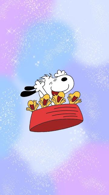 Papel de Parede para Celular, Snoopy Imagem para Celular, Imagem para Celular Full hd.
