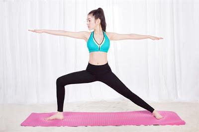 tập yoga tai nhà