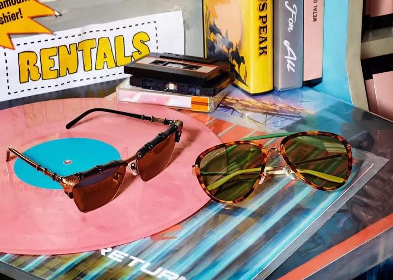 Harmony Korine photographs Gucci Eyewear spring-summer 2020 campaign