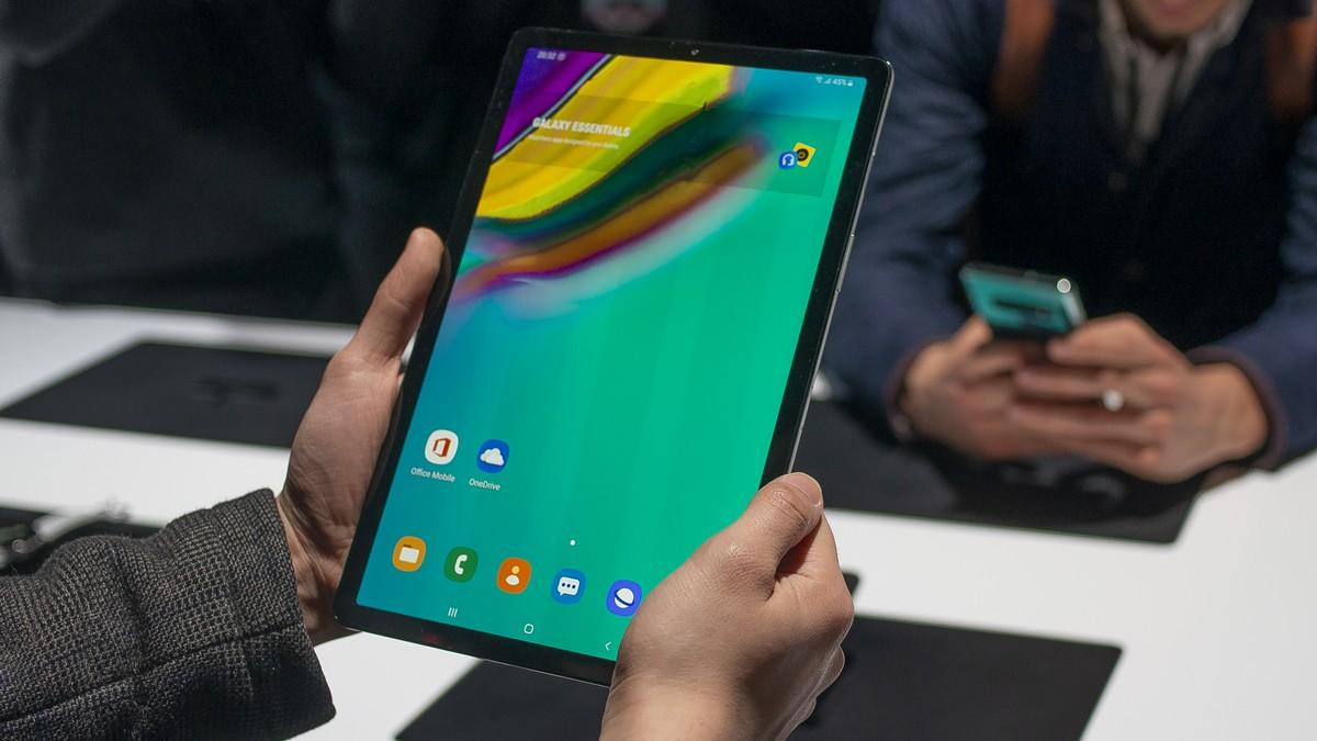 الكشف عن سعة بطارية Galaxy Tab S6، وسرعة الشحن التي سيدعمها
