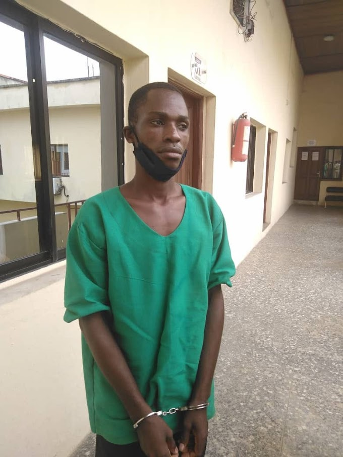 Man Sentenced To 12 Years Imprisonment For Raping Two Children Aged 5 And 7 In Cross River