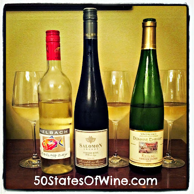 Winechat: Rieslings Round 2