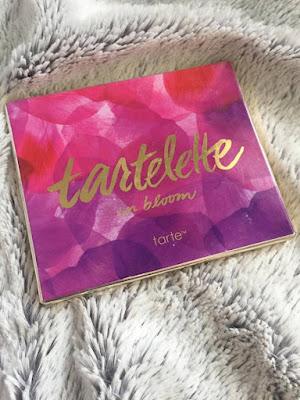 Tarte's 'Tartelette in the bloom' palette review
