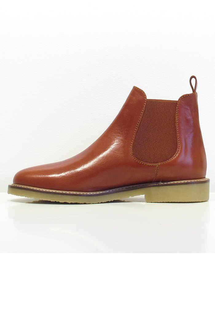 Boots en cuir Sessùn