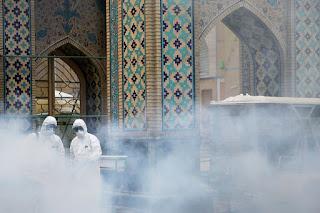 Kota Suci Syiah di Iran Ditutup karena Wabah Virus Corona