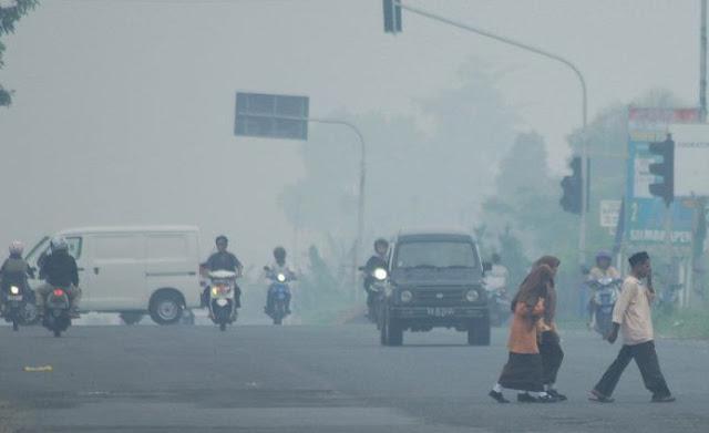 Sekolah Terpapar Kabut Asap, Mendikbud Minta Diliburkan