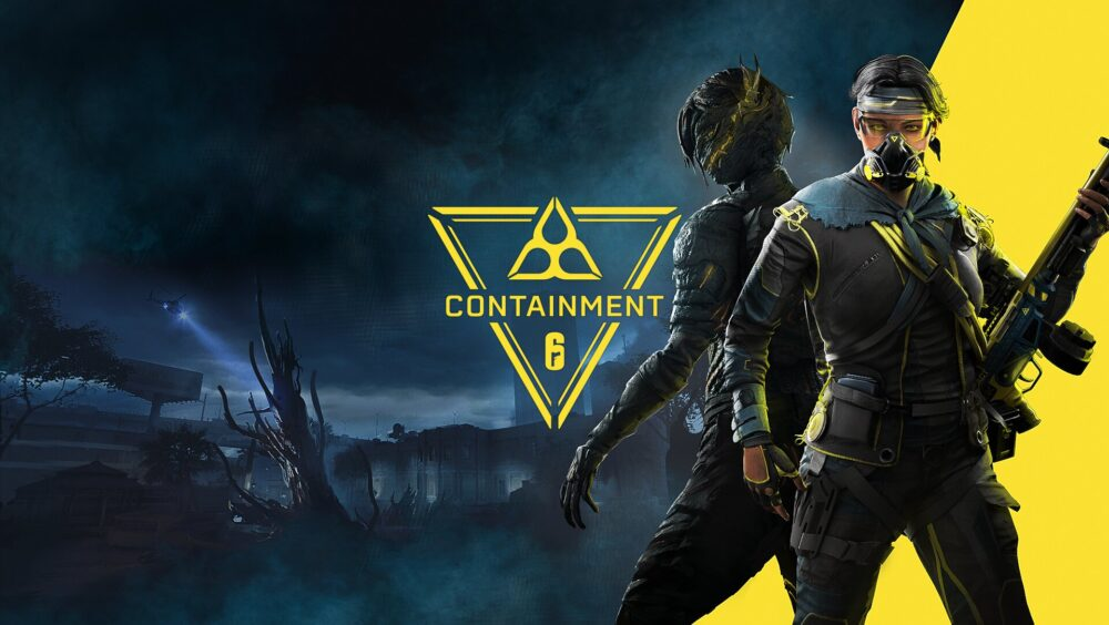 TOM CLANCY'S RAINBOW SIX SIEGE REVEALS CONTAINMENT EVENT WITH NEW GAME MODE