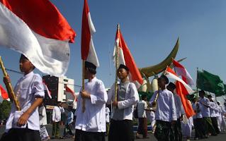 Lirik Lagu Yaa Lal Wathon, Spirit Patriotisme Kaum Santri