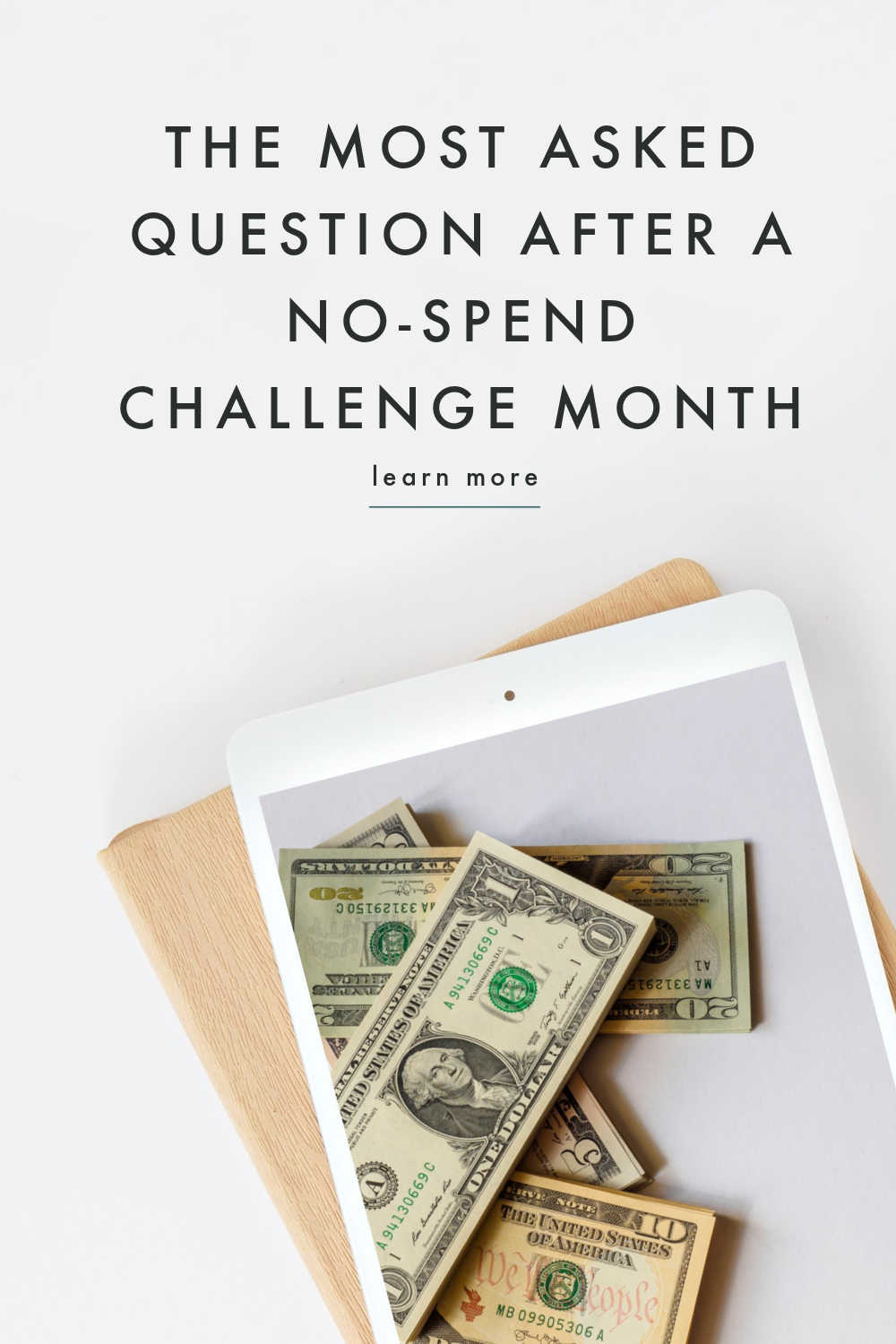 no spend questions answered