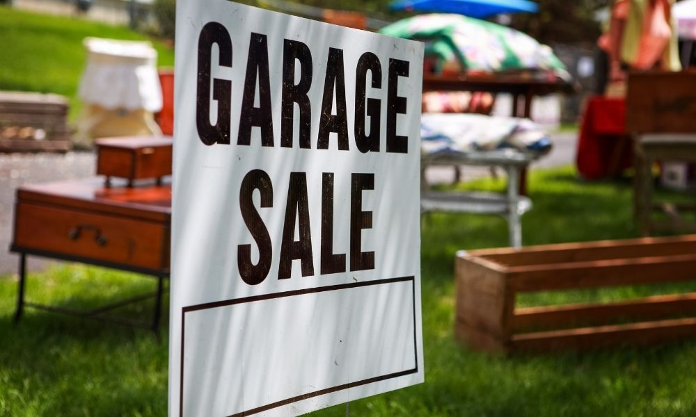 Valuables To Look For at Garage and Yard Sales