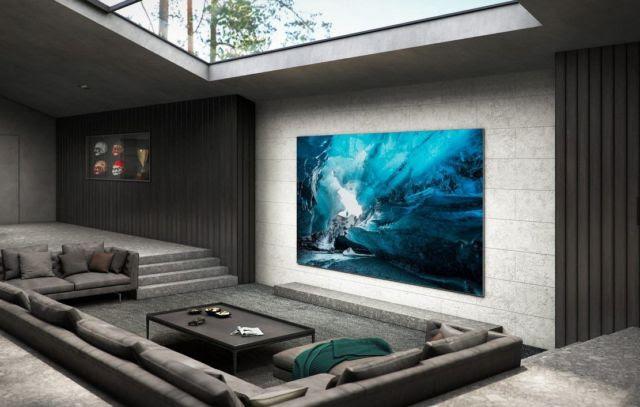 Samsung 110-Inch Micro LED TV