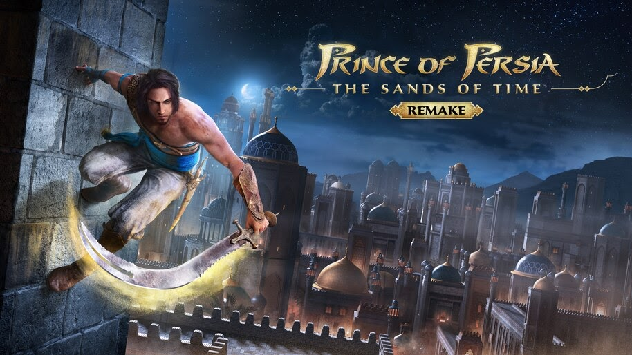 Prince of Persia The Sands of Time Remake, Key Art, 4K, #7.2715