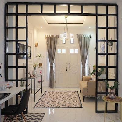 desain ruang tamu agar terlihat luas