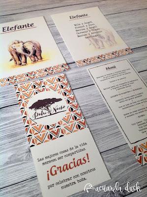 papeleria personalizada para bodas