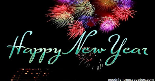40+ Happy New Year 2018 Whatsapp Status, Messages, Wishes