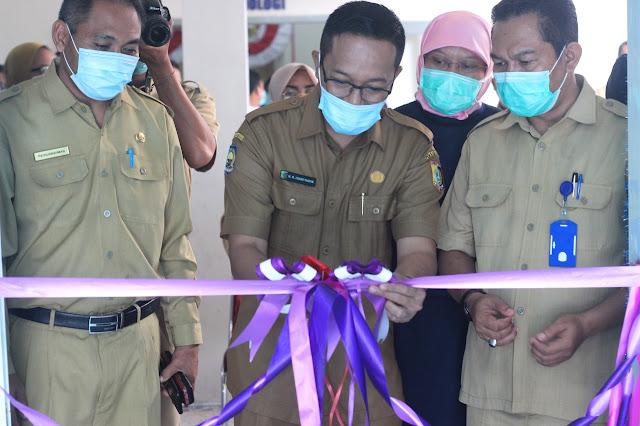 Sekda Lombok Timur resmikan UTD RSUD Selong