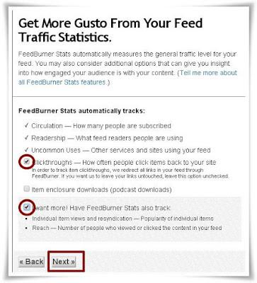 Cara Daftar / Menambahkan FeedBurner Untuk Berlangganan Email Blog
