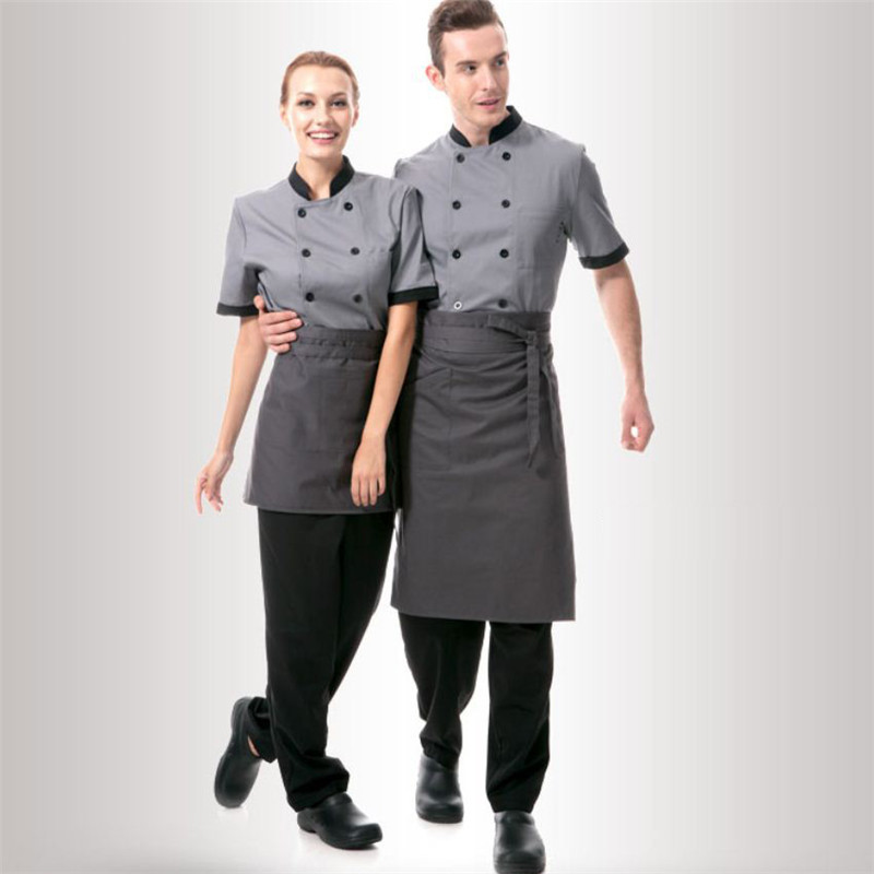 77f4d48dfc7 Must choose outfits so that customers can not confuse their brand with  other brands. -    Restaurant Uniforms ...