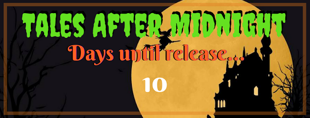 [Release Countdown] 7PM BOOGEYMAN by Veronique Poirier #TalesAfterMidnight