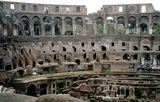 Colosseum, Rome (Italy)
