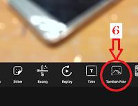 cara menggabungkan 2 foto menjadi 1 di picsart