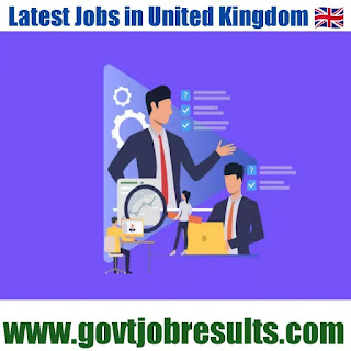Latest Jobs in the United Kingdom