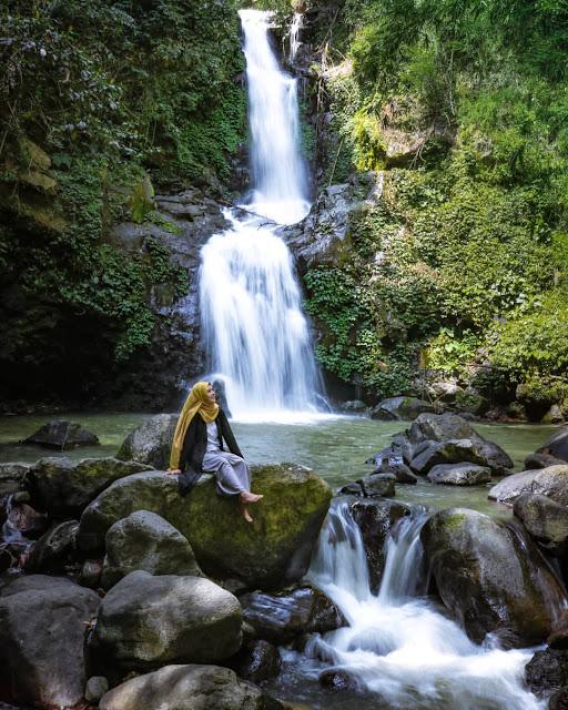 Tempat Wisata Air Terjun Terbaik di Magelang - Air Terjun Sekar Langit