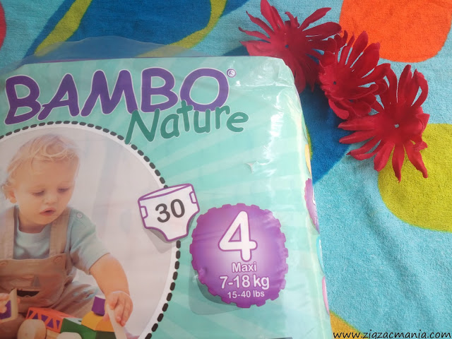 Bambo Nature Diapers Online