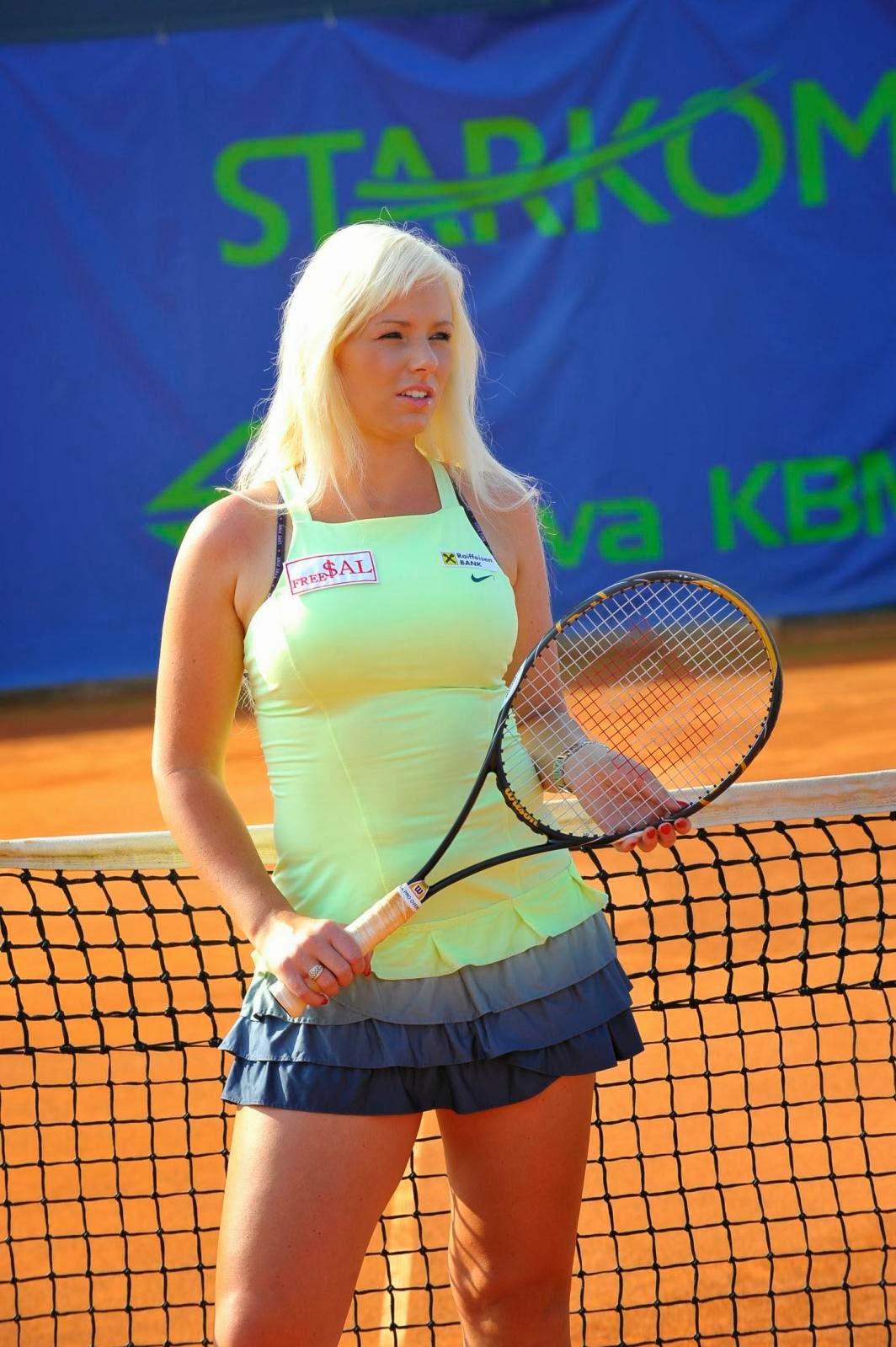 WTA Hotties: 2013 Hot-100: #38 Tadeja Majeric