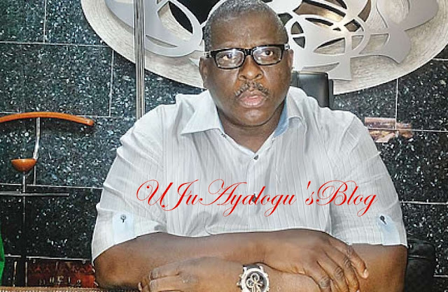 Buhari's ill-health: Fayose is sick, on anti-depressant drugs for asking President to resign – Kashamu