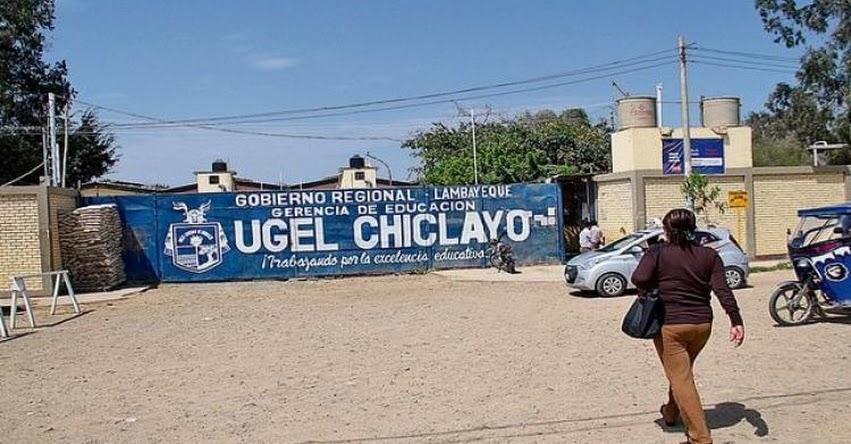 Requisitos para acceder al donativo económico por salud en la UGEL Chiclayo