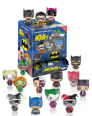 Hot Topic Exclusive DC Comics Batman Pint Size Heroes Blind Bag Series by Funko
