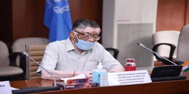 श्री गंगवार ने भारत में युवाओं के लिए रोजगार परिणामों में सुधार की प्रतिबद्धता दोहराई