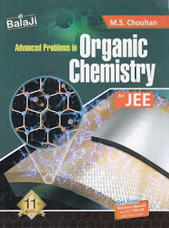 ADVANCED PROBLEMS IN ORGANIC CHEMISTRY FOR JEE-NEET BY M S CHOUHAN