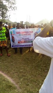 I will empower youths and women