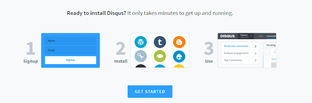 Add Disqus to BlogSpot Blogs