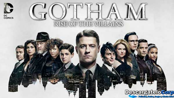 Gotham Temporada 2 HD 720p Español Latino