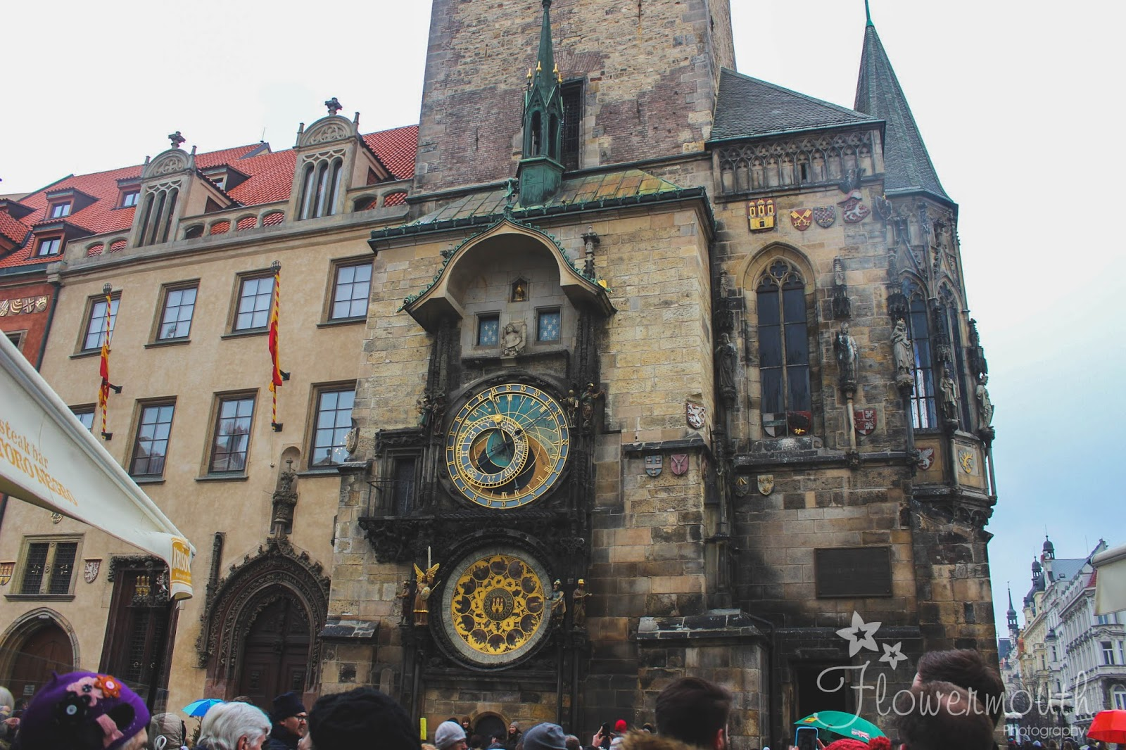 Astronomical clock Prague - sunnydei Lifestyle blog