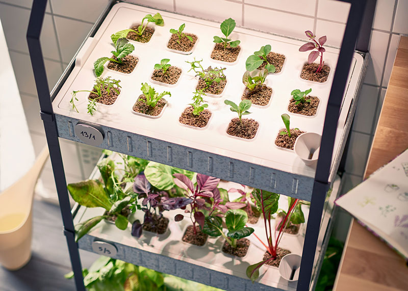 Hydroponic gardening made simple by ikea - Idroponica ikea ...