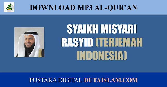 murottal syaikh misyari rasyid mp3 indonesia