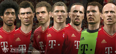 PES 2014 Free Download For PC