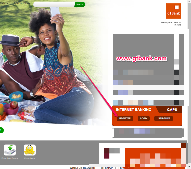 GTBank Internet Banking : Benefits, How To Register, Get