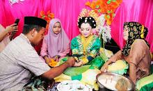 Budaya Mappacci Dalam Pernikahan Adat Bugis